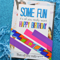 Girls Just Want to Have Fun Birthdy Gift Idea